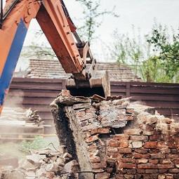 Demolições: Demolidora em Curitiba