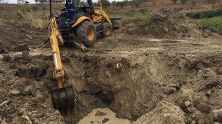 Escavação em Curitiba