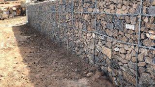Muro Gabião em Curitiba